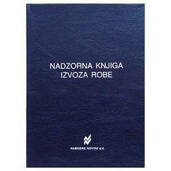Obrazac nadzorna knjiga izvoza-513 nova