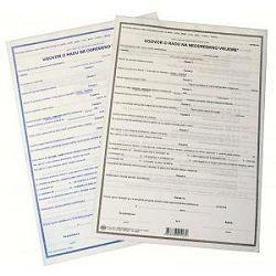 Obrazac ugovor o radu  V-4-1-neodređeno NCR