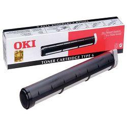 Oki 6w Black Originalni toner