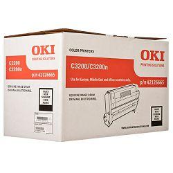 Oki C3200 Black Originalni drum