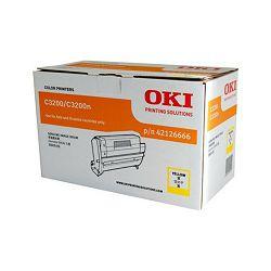 Oki C3200 Yellow Originalni drum