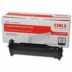 Oki C3300/3400/3450 Black Originalni image drum