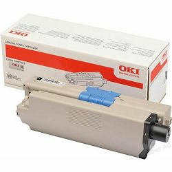 Oki C332 / MC363 Black Originalni toner