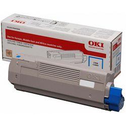 Oki C332 / MC363 Cyan Originalni toner