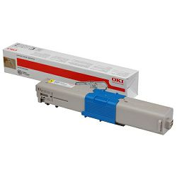 Oki C332 / MC363 Yellow Originalni toner
