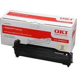Oki C3520 Yellow Originalni image drum