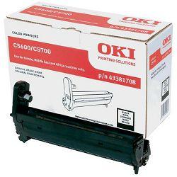Oki C5600/C5700 Black Originalni image drum