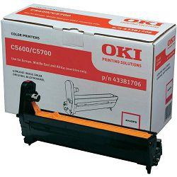 Oki C5600/C5700 Magenta Originalni image drum