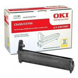 Oki C5650/C5750 Yellow Originalni image drum