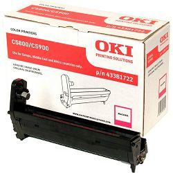 Oki C5800/C5900 Magenta Orignalni image drum