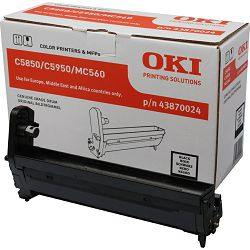 Oki C5850/C5950 Black Originalni image drum