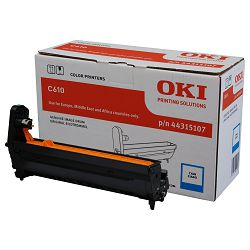 Oki C610 Cyan Originalni drum