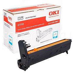 Oki C710 Cyan Originalni drum