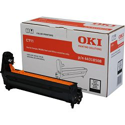 Oki C711 Black Originalni drum