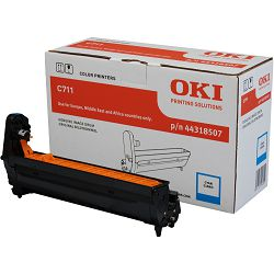Oki C711 Cyan Originalni drum