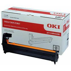 Oki C822/831/841 Black Originalni image drum
