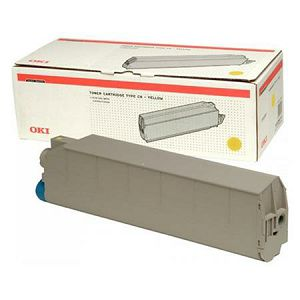 Oki C9300/9500 Yellow Originalni toner