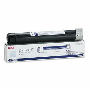 Oki Type5 10ex Black Originalni toner