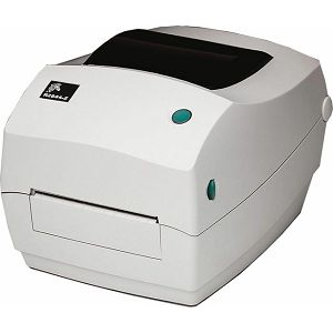 Zebra 2844 Label printer thermal/ribbon