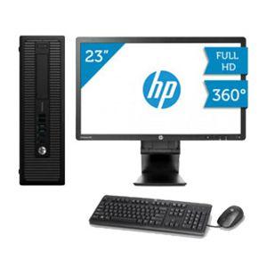 HP ProDesk 600 G1 + Monitor HP E231 23