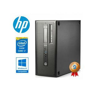 HP EliteDesk 800 G1, Core i7-4770 3.90GHz, 8GB DDR3, SSD + HDD
