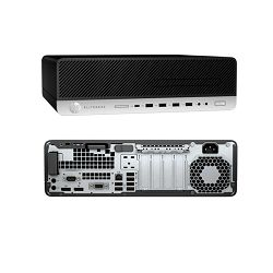 HP EliteDesk 800 G3 SFF i5-6500 + 8GB + SSD