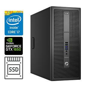 HP Compaq Elite 800 G2 i7 + nVidia GTX1650