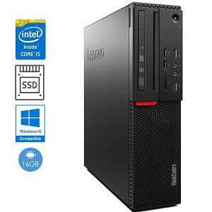 Lenovo ThinkCentre M700 i5 + 16GB + 480GB SSD