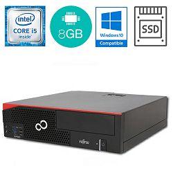 Fujitsu Esprimo D756 i5-6500, 8GB DDR4, 240SSD