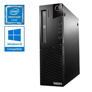 Lenovo ThinkCentre M93p, Pentium G3220 3.0GHz, 4GB DDR3, 500GB HDD, W7P COA