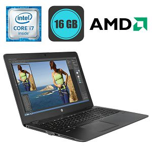 HP ZBook 15u G3,  Core i7-6600U, 16GB DDR4, 512GB SSD