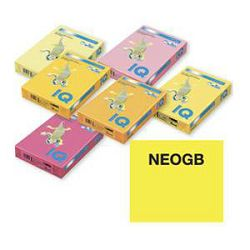 Papir A4 neon color NEOGB 80gr-neon žuta