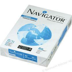 Papir fotokopirni A3 80 gr Navigator hybrid office 500/1