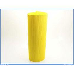 Papir valovita ljepenka 191105 žuti