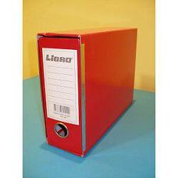 Registrator A5 Š Libro  crveni plastificirani
