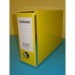 Registrator A5 Š Libro žuti plastificirani