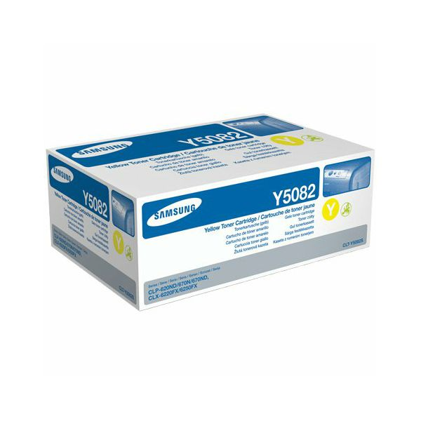 Samsung CLT-Y5082S Yellow Originalni toner