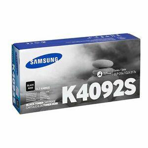 Samsung CLT-K4092S Black originalni toner