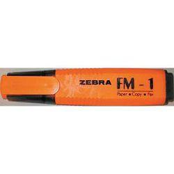 Textmarker Zebra FM-1 narančasti