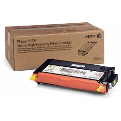 Xerox Phaser 6280 Yellow Orginalni toner