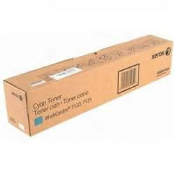 Xerox WorkCentre 7120 Cyan Orginalni toner