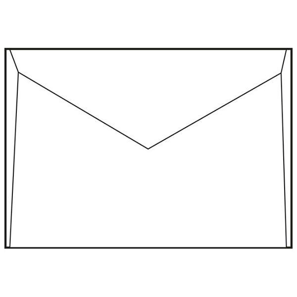 Kuverte B6-BB 75g pk100 Fornax