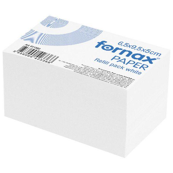 Papir za kocku 6,5x9,5x5cm Fornax bijeli