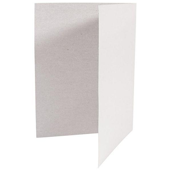 Fascikl BB kromo karton A4 Fornax bijeli