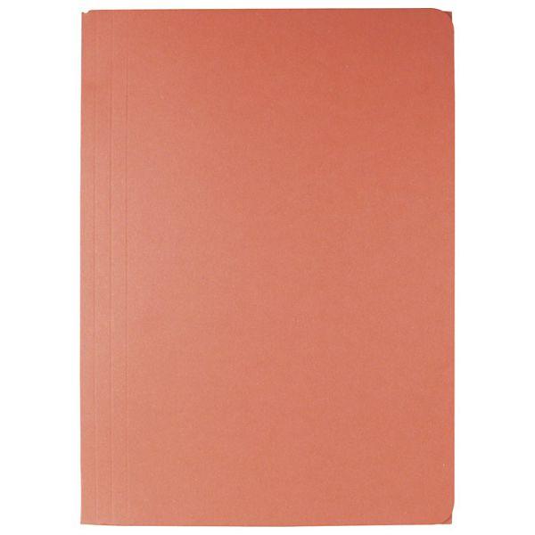 Fascikl klapa prešpan karton A4 Fornax crveni