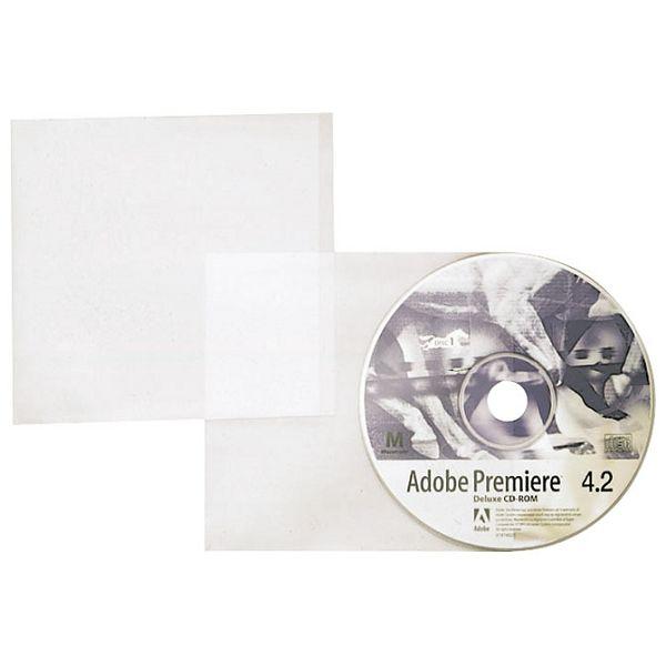 Etui za 1 CD pp pk25 mat Favorit 100460143