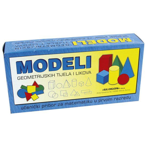 Modeli-geometrijskih tijela i likova Glogos