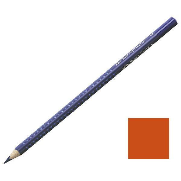 Boje drvene-vodene Grip Aquarelle Faber Castell 114215 dark cadmium orange!!