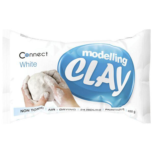 Glinamol 0,45kg Connect bijeli
