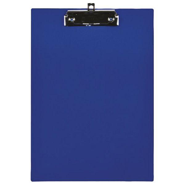 Ploča klip+kvačica A4 kartonski pp Fornax plava